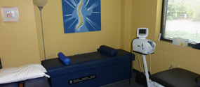 Mudryk Family Chiropractic Exam Rooms
