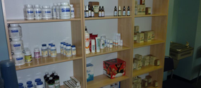 Mudryk Family Chiropractic Wholistic Products